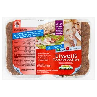 Proteinový, nízko-sacharidový  chleba