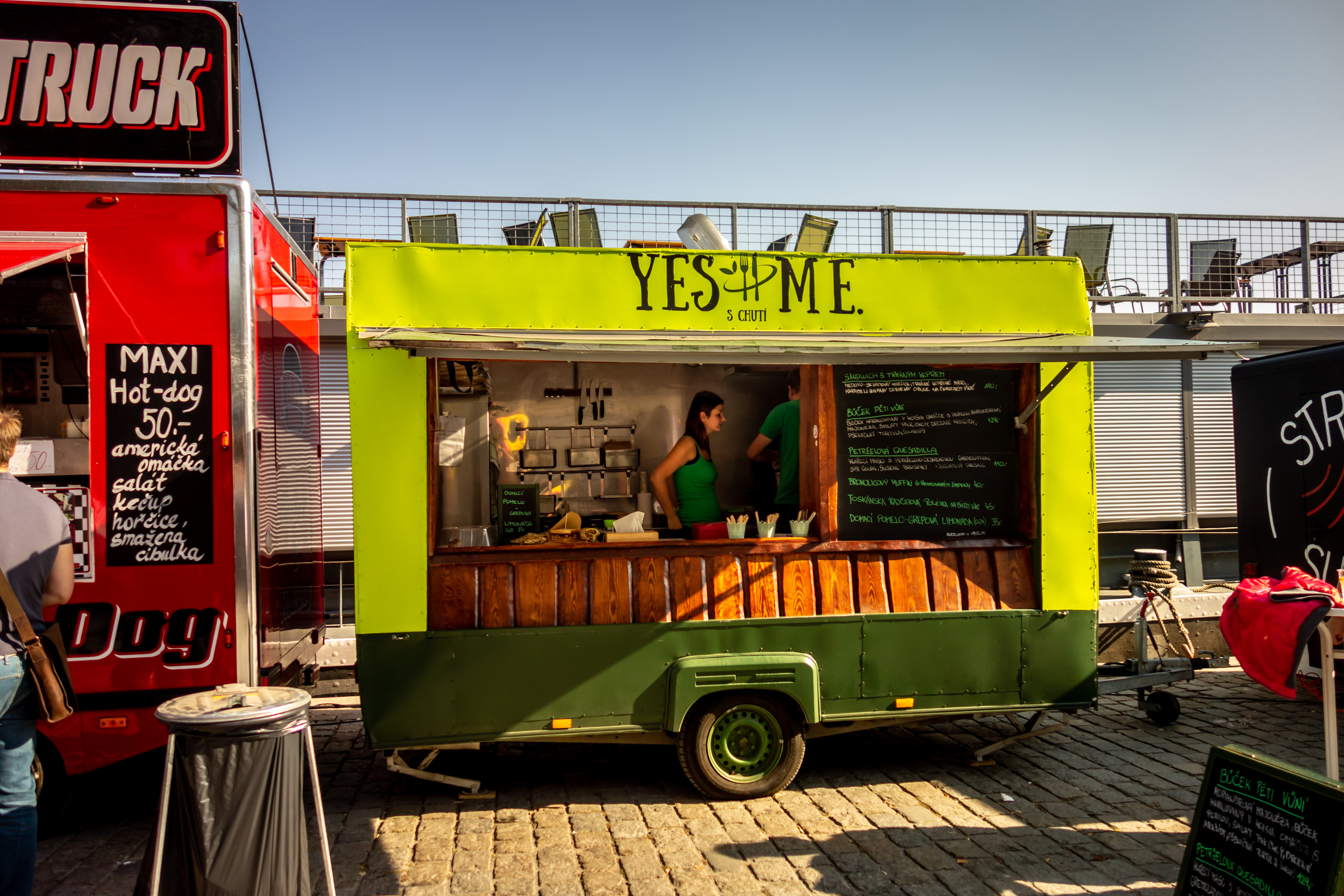 Food Truck Show 2018 - Yes Me