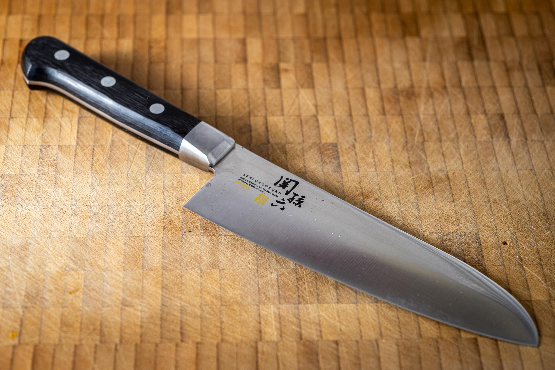 Nůž Kai Seki Magoroku 4000 ST 165 mm Santoku