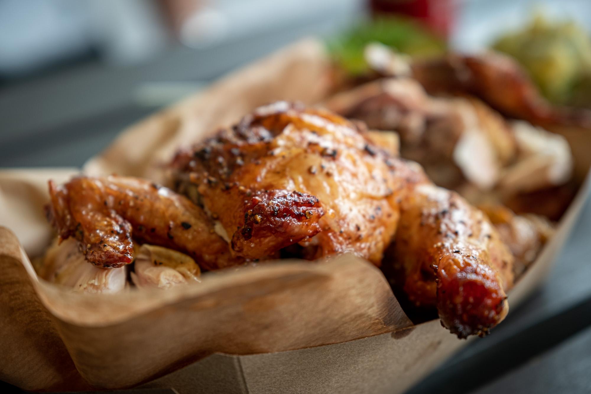 Báječné kuře John Lemon