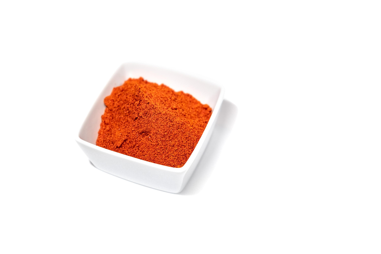 Domácí mletá paprika