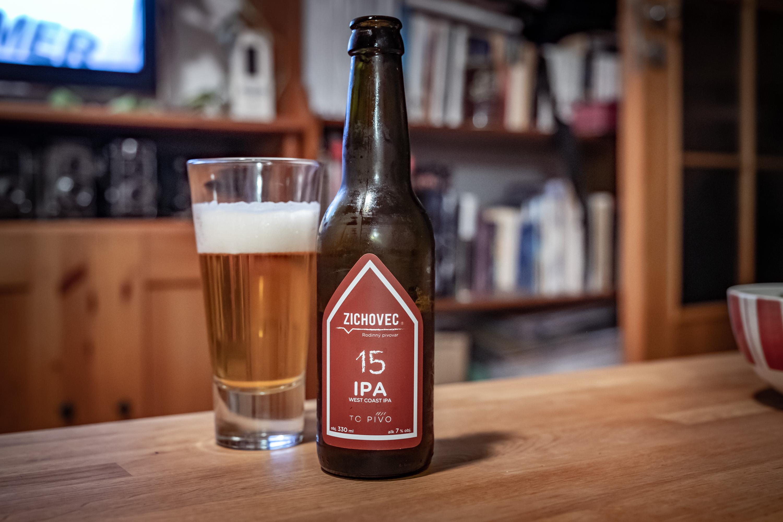 Pivo Zichovec IPA 15