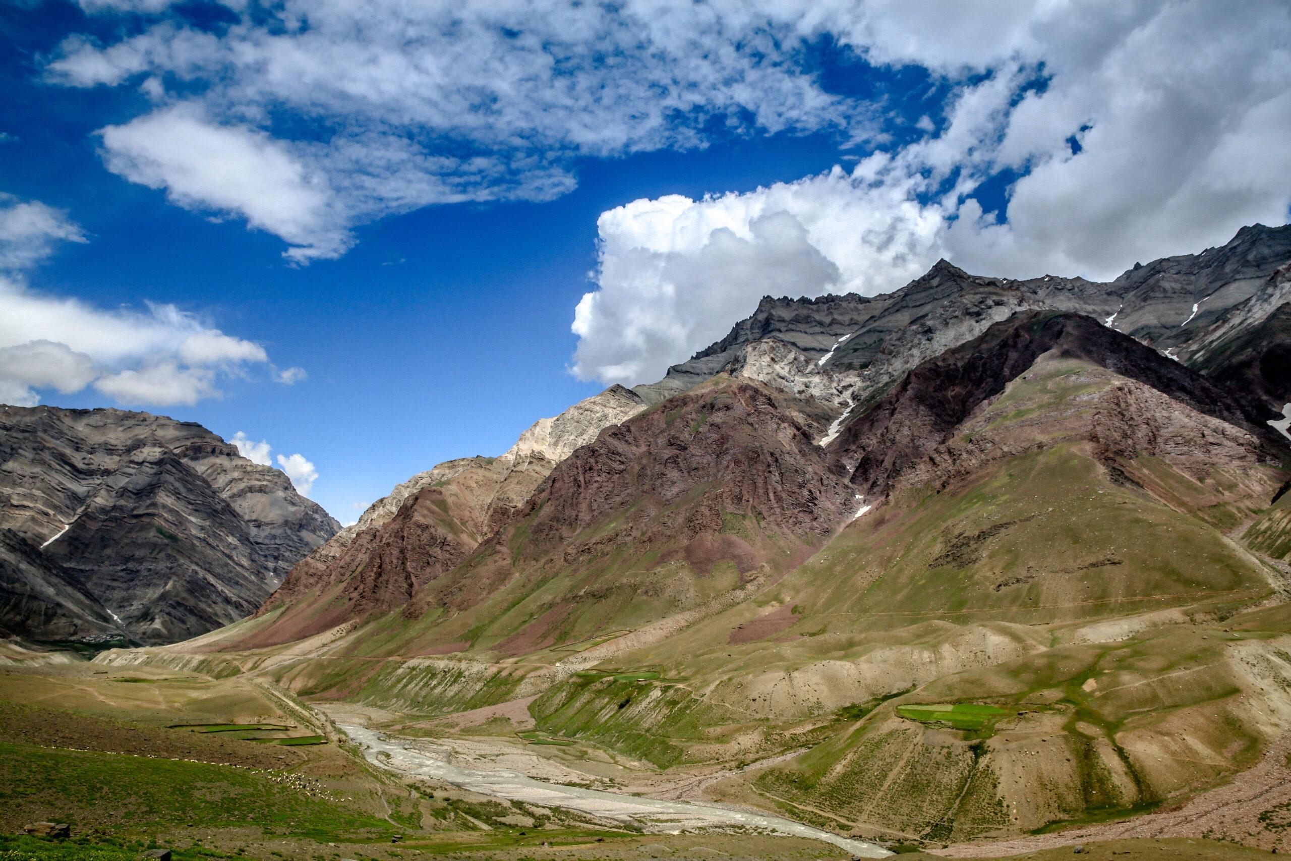 Indická část Himalájí